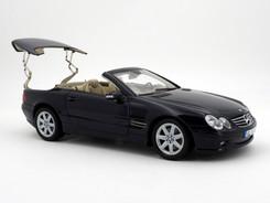Mercedes-Benz SL 500 (R230) - 2001 - Minichamps