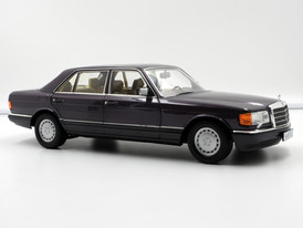 Mercedes-Benz 560 SEL (W126) - 1991 - Norev