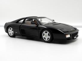 Ferrari 348 TS - 1989 - Hot Wheels Elite