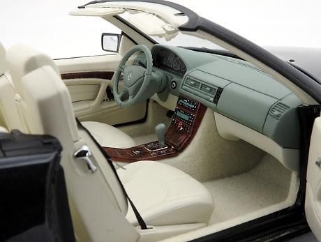 Mercedes-Benz SL 600 (R129) - 1997 - AUT