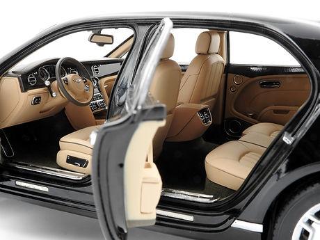 Bentley Mulsanne (Black) - 2010 - Minich