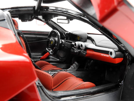 Ferrari LaFerrari - 2013 - Hot Wheels El