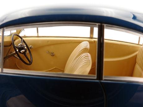 Bentley 4.25L Embiricos (blue) - 1938 -