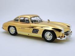 Mercedes-Benz 300 SL Gold - 1954 - Minichamps
