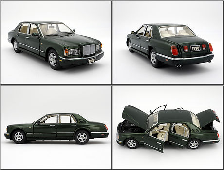 Sheet1_Bentley Arnage - 1998 - Franklin