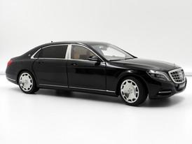 Mercedes-Maybach S 600 (Black) - 2016 - AUTOart