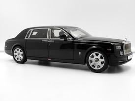 Rolls-Royce Phantom EWB (Diamond Black) - 2009 - Kyosho