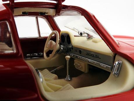 Mercedes-Benz 300 SL - 1954 - Kyosho_11_