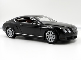 Bentley Continental GT (Midnight Emerald) - 2003 - Minichamps