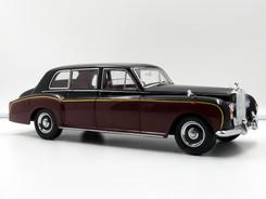 Rolls-Royce Phantom VI Mulliner Park Ward - 1968 - TRL