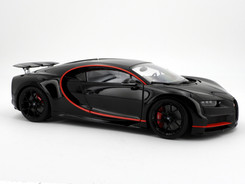 Bugatti Chiron (Nocturne Black) - 2017 - AUTOart