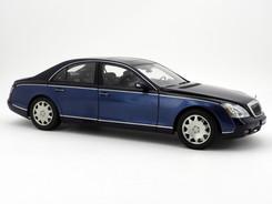 Maybach 57 (Côte d'Azur Dark Blue) - 2002 - AUTOart