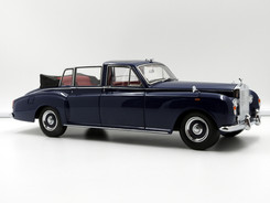 Rolls-Royce Phantom VI State Landaulet (Blue) - 1968 - TRL