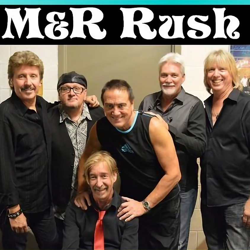 M&R Rush Live in The Park