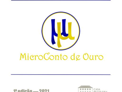 Inscrições abertas para o 1° Prêmio MicroConto de Ouro