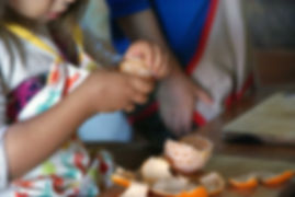 Jardín de infancia El Caracol cuidamos su alimentación