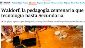 Waldorf, la pedagogía centenaria que no usa la tecnología hasta Secundaria