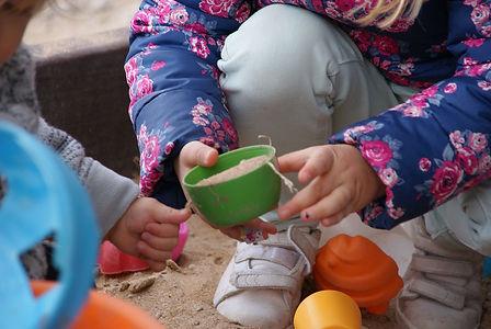 Jardín de infancia El Caracol aprenizaj espontáneo