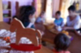 Jardín de infancia El Caracol educando en valores