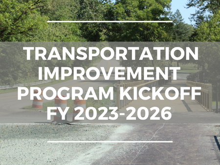 New Transportation Improvement Program Invests in Our Future