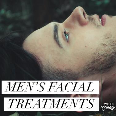 Men's Facial Treatments