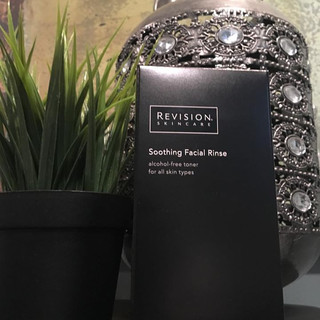 Revision Skincare ❤️Soothing Facial Rins