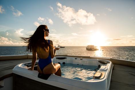Maldives Super yacht Azalea Cruise (13).