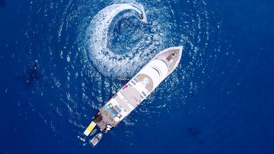 Maldives Super yacht Azalea Cruise (38).