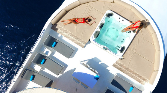 Maldives Super yacht Azalea Cruise (40).