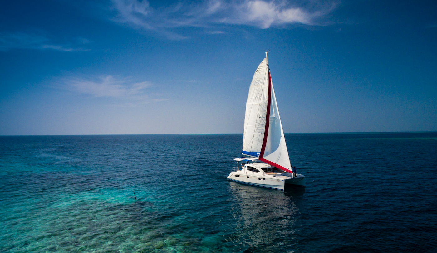 Catamaran Yacht Maldives 3