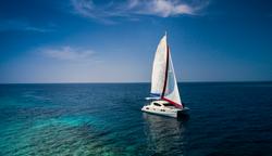 Catamaran Yacht Maldives 3