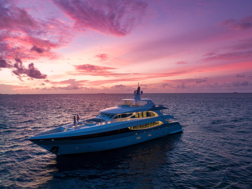 Yacht Maldives For Charter