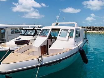 38 gulf craft 30 seater