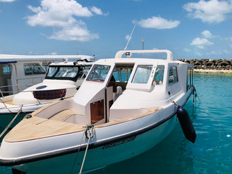 38 gulf craft 30 seater