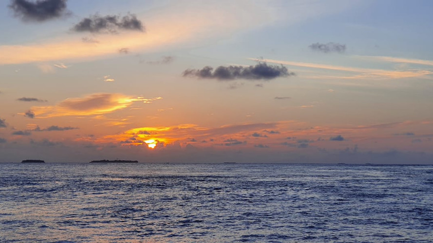 Atoll excursions Maldives sunset cruise
