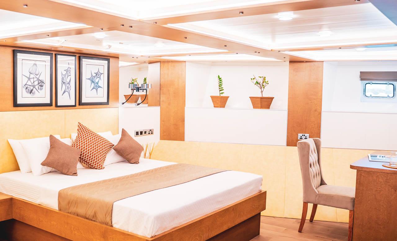 Alice yacht maldives 9