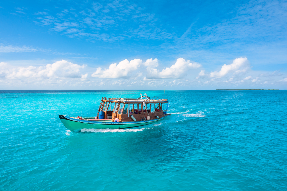 Maldives Transfer Dhoni