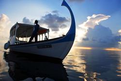 Inter Atoll Transfer Boat