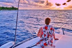 Catamaran Yacht Maldives 10