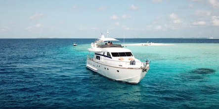 Day cruise Maldives Boats