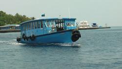 Hulhumale,Viligily,Alif Atoll ferry