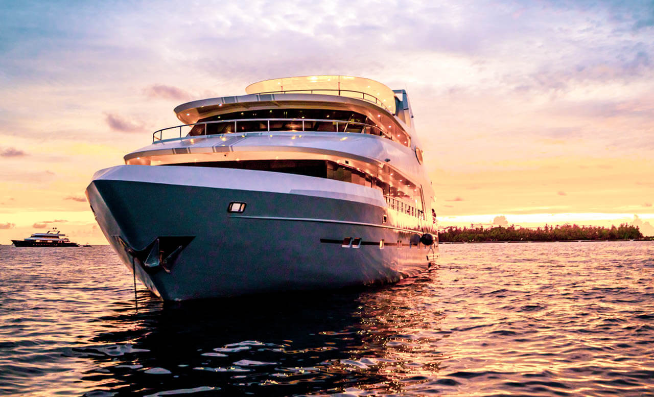 Alice yacht maldives 11