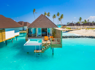 Olhuveli Beach and Spa Maldives