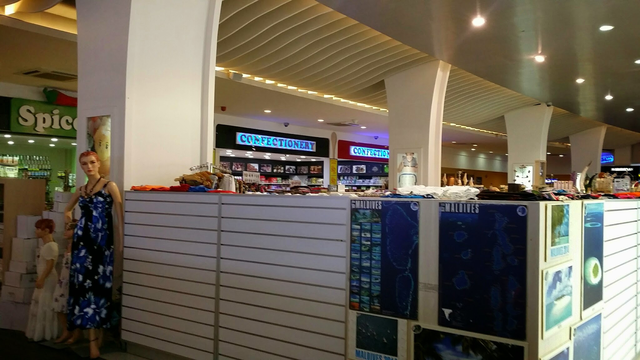 Airport departure Terminal