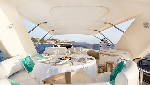 azimut 68 maldives luxury yacht charter