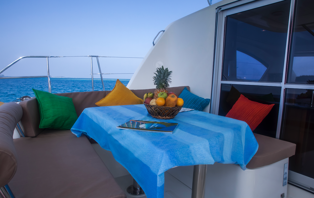 Catamaran Yacht Maldives 8