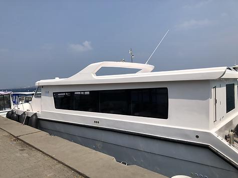 48 seater Maldives gulf craft
