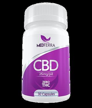 Medoil Sleeping CBD Pills