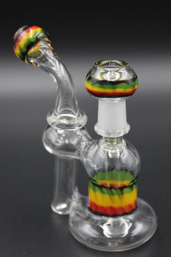 Rasta Design Oil Rig w nail