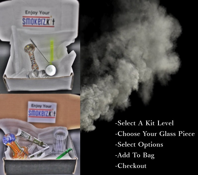 Smokerzkit, Build a Kit